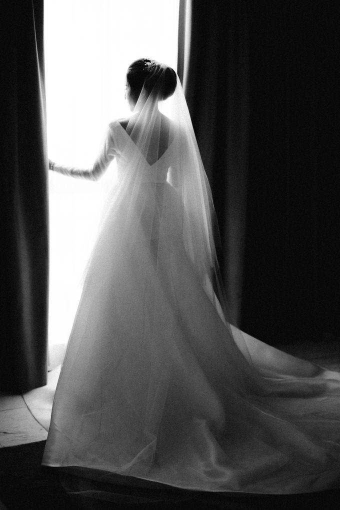 Ryan & Feli Wedding day by Keyva Photography - 047