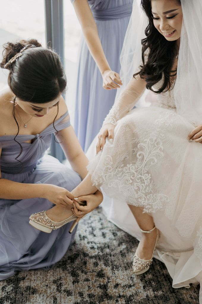 Wedding Day of Yanto & Marcella by KIN Moments - 021