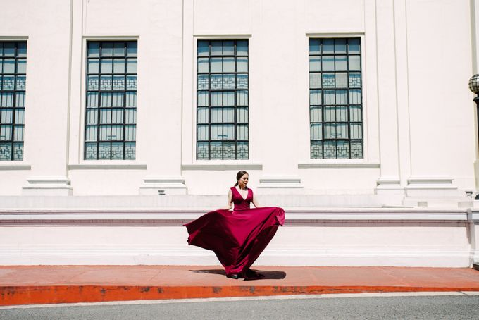 James & Sheila Prenup at National Museum and Manila Yacht Club by Honeycomb PhotoCinema - 004