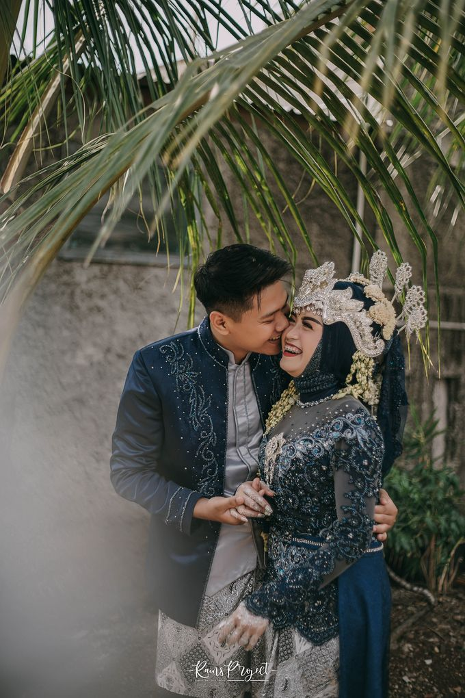 The Wedding of Agus & Lina by Rains Project - 007