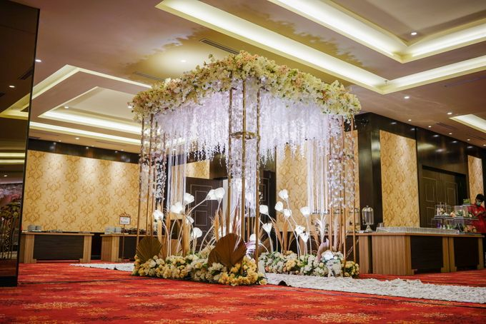 THE WEDDING OF A & Y by GLORIOSA DECORATION - 003
