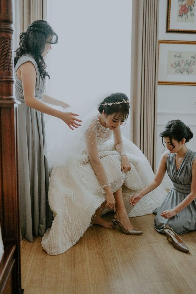 Wedding of Margaretha & Purwo Adi by Ariel Photography - 009