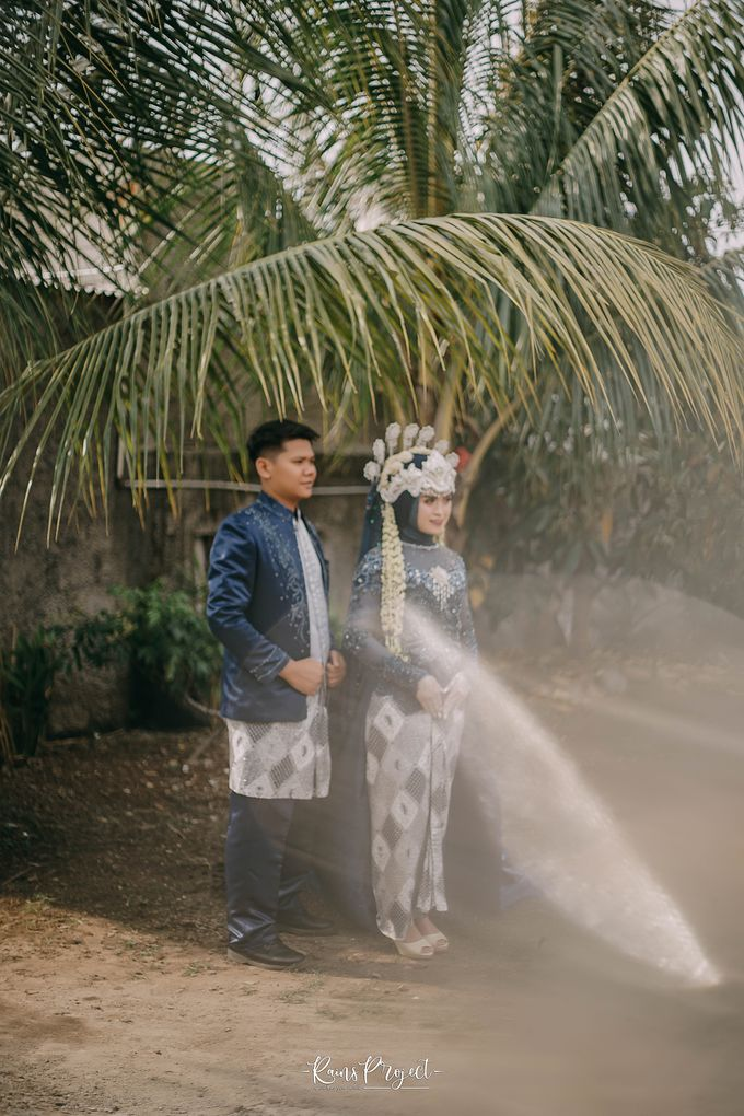 The Wedding of Agus & Lina by Rains Project - 005