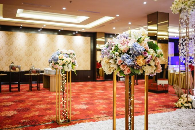 THE WEDDING OF A & Y by GLORIOSA DECORATION - 005