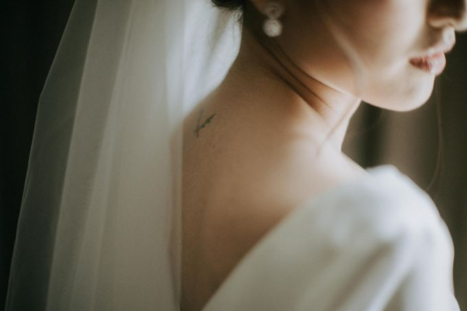 Ryan & Feli Wedding day by Keyva Photography - 011