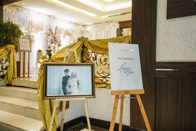 THE WEDDING OF A & Y by GLORIOSA DECORATION - 007