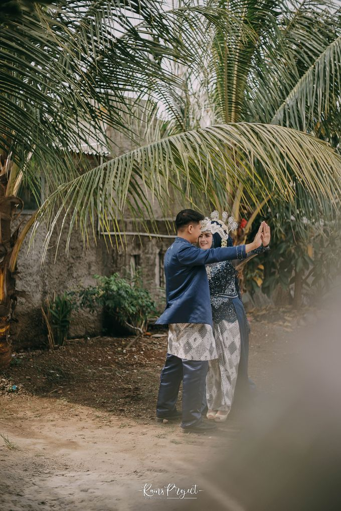 The Wedding of Agus & Lina by Rains Project - 009