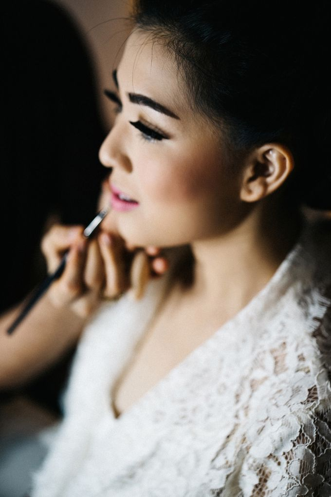 The Wedding of Indra and Melisa by Atelier de Marièe - 002