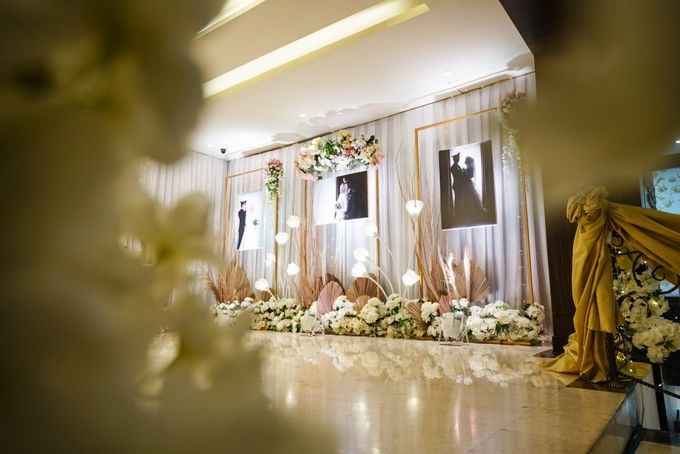 THE WEDDING OF A & Y by GLORIOSA DECORATION - 009