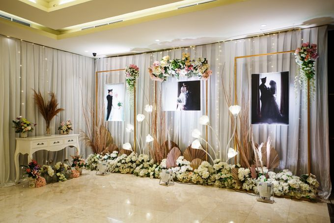 THE WEDDING OF A & Y by GLORIOSA DECORATION - 010