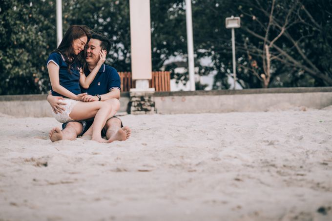 Couple Session of Chris & Steph by Memoira Studio - 015