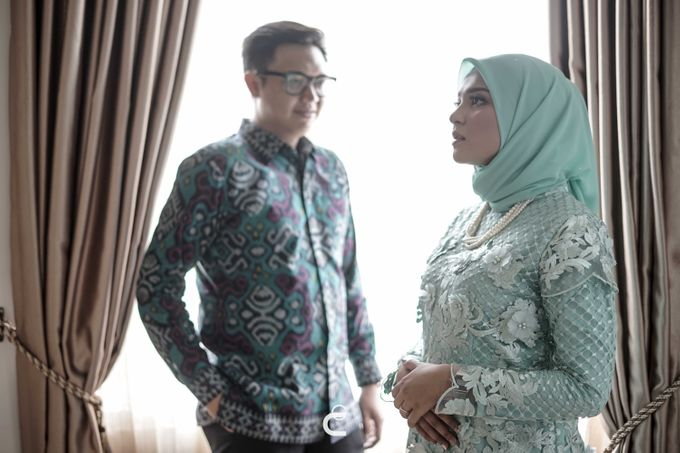 Engagement of Haezah & Rizky by Glenn Chandra Wedding - 030