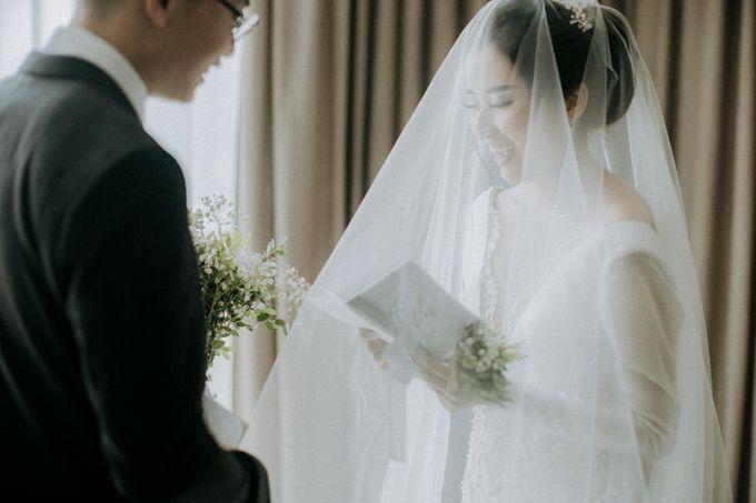 Ryan & Feli Wedding day by Keyva Photography - 012