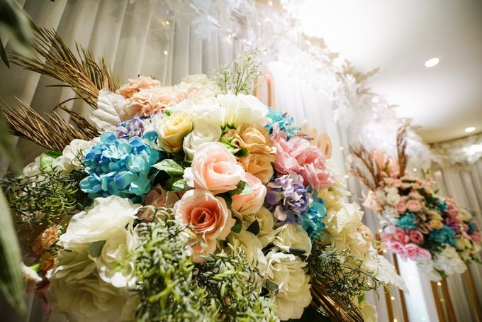 THE WEDDING OF A & Y by GLORIOSA DECORATION - 011