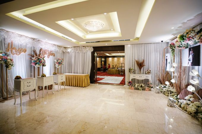 THE WEDDING OF A & Y by GLORIOSA DECORATION - 012
