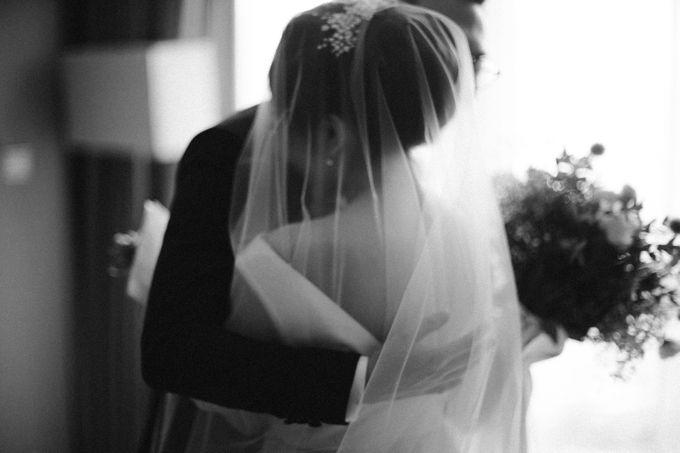 Ryan & Feli Wedding day by Keyva Photography - 013