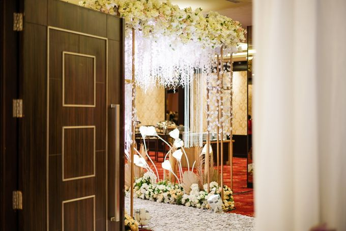 THE WEDDING OF A & Y by GLORIOSA DECORATION - 015