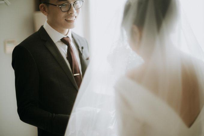 Ryan & Feli Wedding day by Keyva Photography - 014