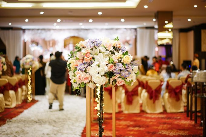 THE WEDDING OF A & Y by GLORIOSA DECORATION - 016