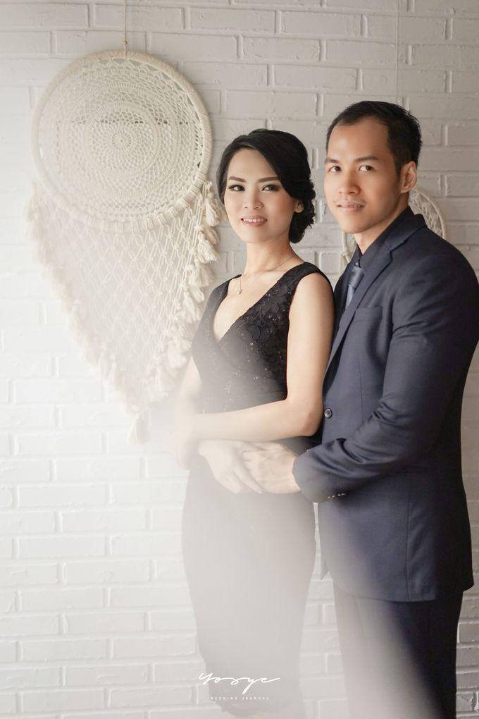 Pre-Wedding by Yosye Wedding Journal - 002