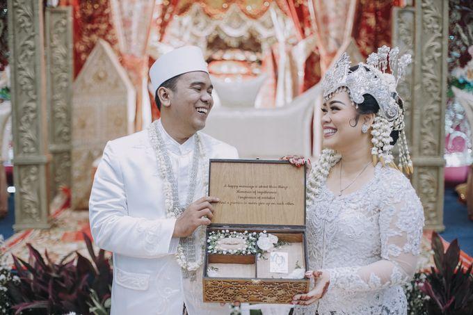 Dyah & Azhari by Simple Wedding Organizer - 004