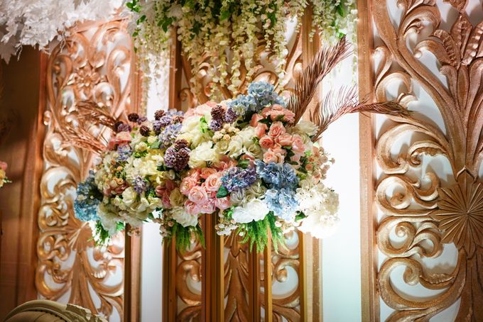 THE WEDDING OF A & Y by GLORIOSA DECORATION - 017