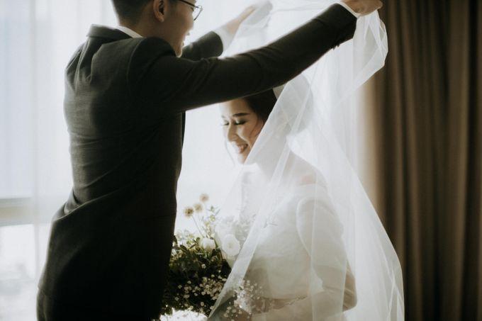 Ryan & Feli Wedding day by Keyva Photography - 015