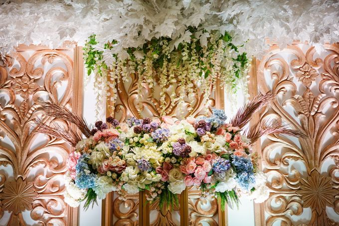THE WEDDING OF A & Y by GLORIOSA DECORATION - 018
