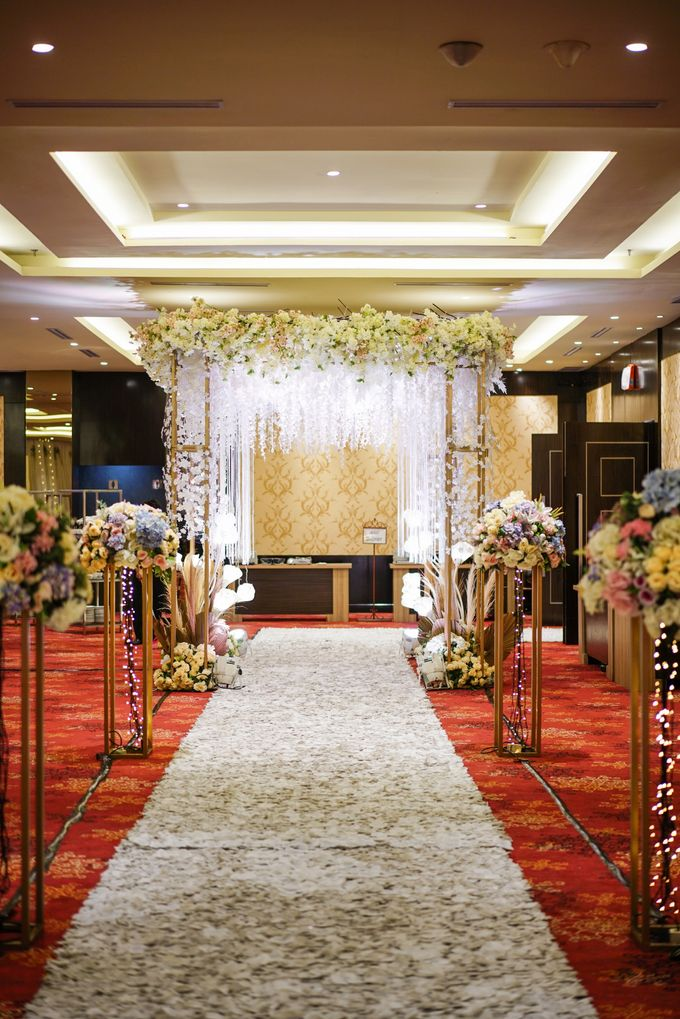 THE WEDDING OF A & Y by GLORIOSA DECORATION - 019