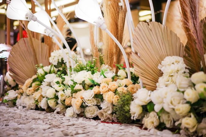 THE WEDDING OF A & Y by GLORIOSA DECORATION - 020