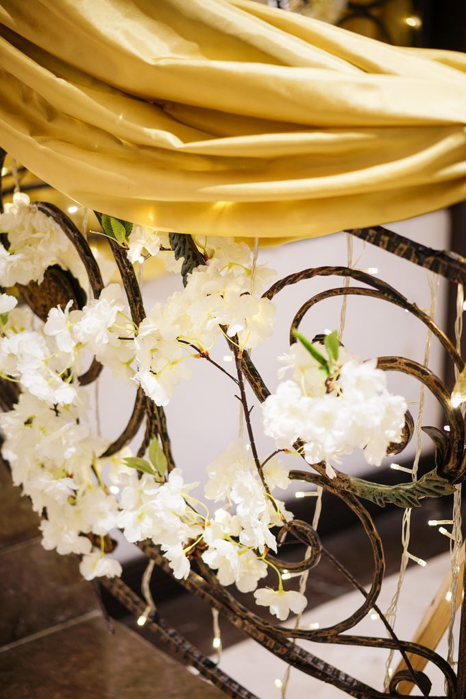 THE WEDDING OF A & Y by GLORIOSA DECORATION - 021