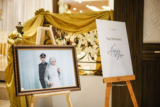 THE WEDDING OF A & Y by GLORIOSA DECORATION - 022