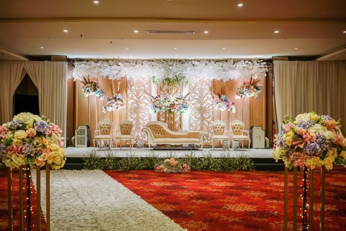 THE WEDDING OF A & Y by GLORIOSA DECORATION - 023