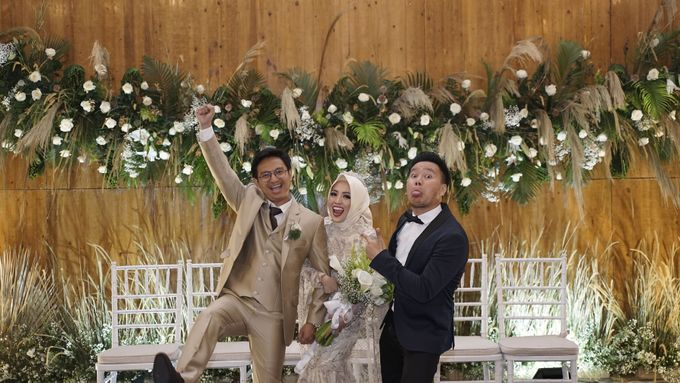 Wedding Adrian & Nyna 2 Maret 2019 by Priceless Wedding Planner & Organizer - 022