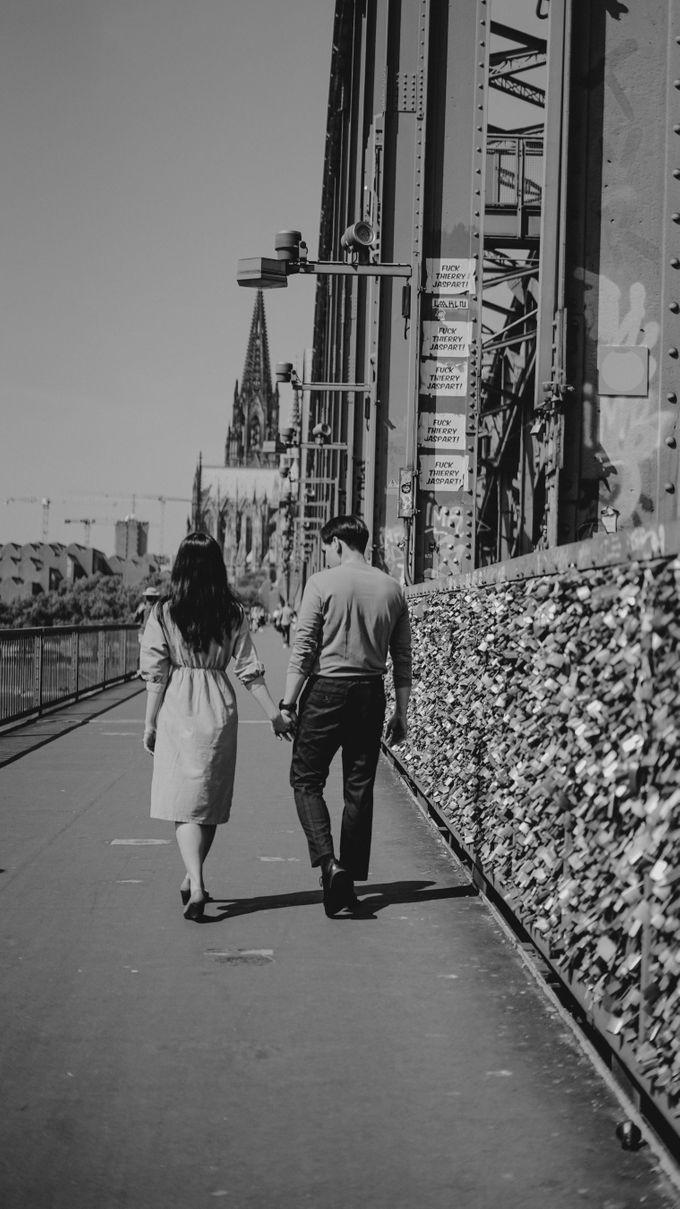 Prewedding Fimtan & Arthur by Monchichi - 007
