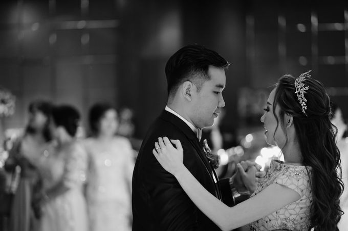 Edwin and Cindy Wedding at Mandarin Oriental by Mandarin Oriental, Jakarta - 007