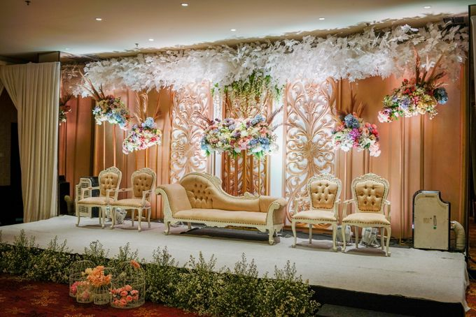THE WEDDING OF A & Y by GLORIOSA DECORATION - 025