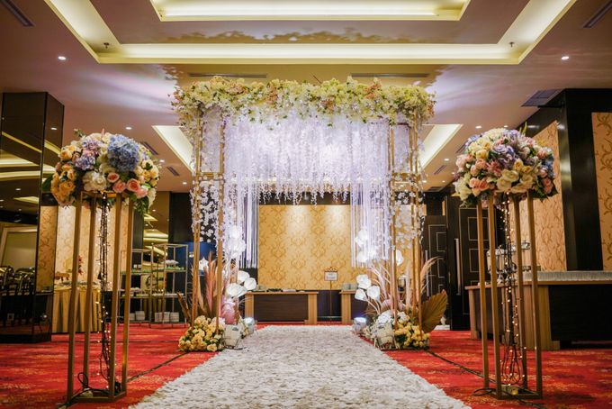 THE WEDDING OF A & Y by GLORIOSA DECORATION - 026