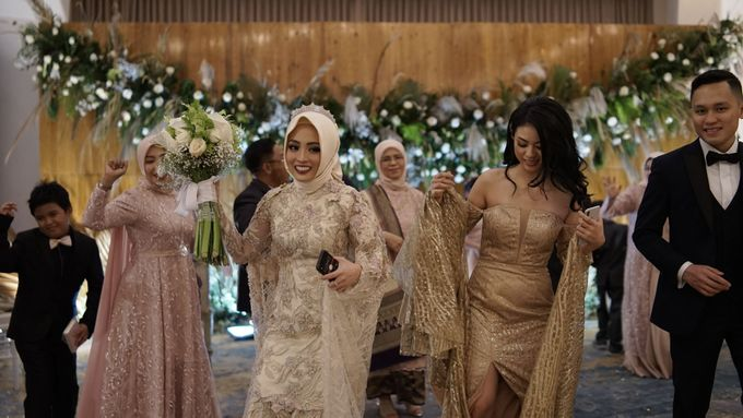 Wedding Adrian & Nyna 2 Maret 2019 by Priceless Wedding Planner & Organizer - 007