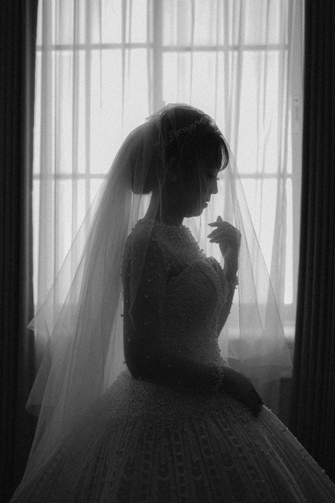 Wedding of Margaretha & Purwo Adi by Ariel Photography - 010