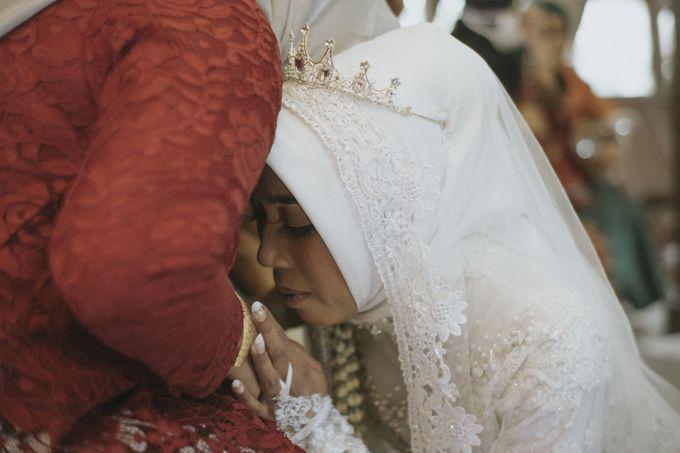 Wedding of Viqy & Vera by jogjasendu - 005