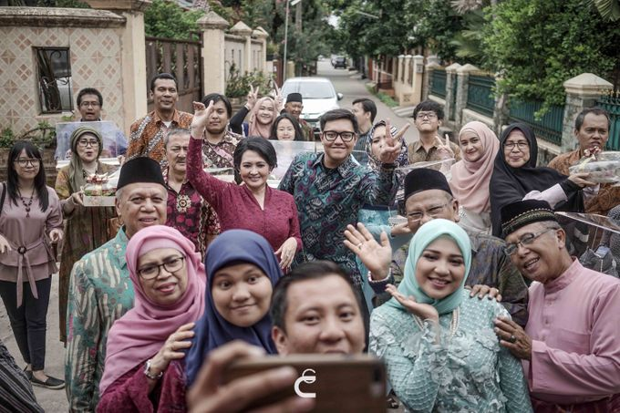 Engagement of Haezah & Rizky by Glenn Chandra Wedding - 033