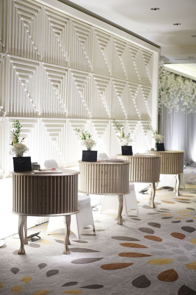 Pullman Thamrin - Kevin & Gisca by Lotus Design - 032