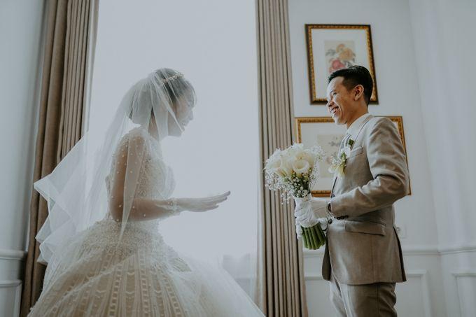 Wedding of Margaretha & Purwo Adi by Ariel Photography - 011