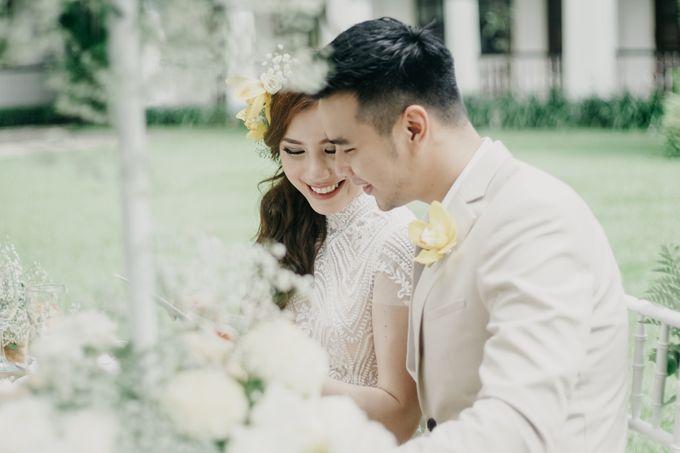 Tropical Wedding - Chintya & Glen by ELNATH - 026