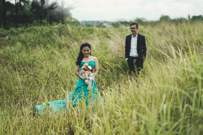 Prewedding of Irwin & Septin by Vivre Pictures - 001