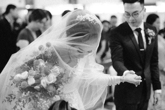 Ryan & Feli Wedding day by Keyva Photography - 016