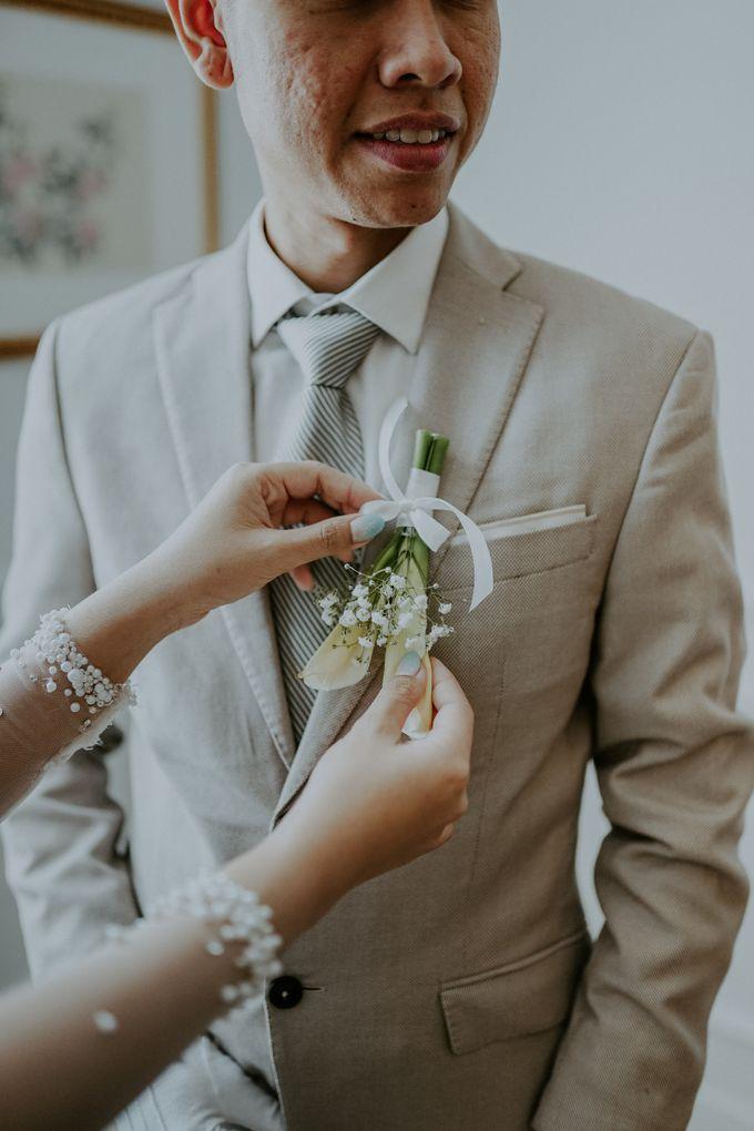 Wedding of Margaretha & Purwo Adi by Ariel Photography - 012