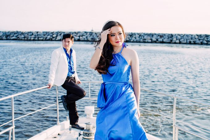 James & Sheila Prenup at National Museum and Manila Yacht Club by Honeycomb PhotoCinema - 005