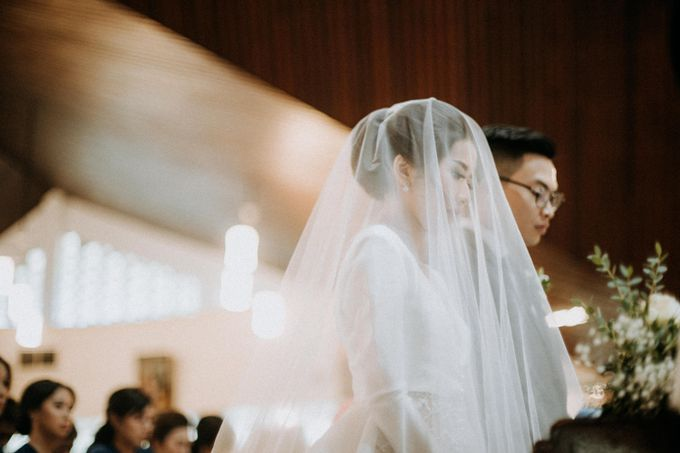 Ryan & Feli Wedding day by Keyva Photography - 017